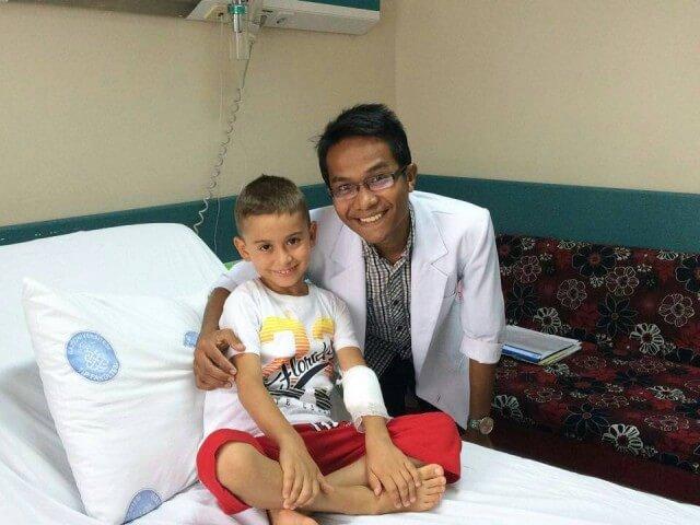 Perjalanan dokter muda Fahmi: dari Kejiwan ke Ankara
