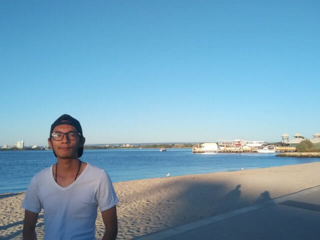 Angga Rahmawan: Perjalanan Anak Muda Wonosobo meraih Work and Holiday Visa (WHV) ke Australia