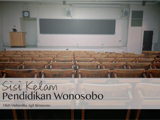 Sisi Kelam Pendidikan di Wonosobo